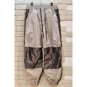 NYLON METALLIC PANTS