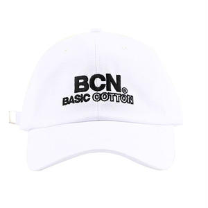 BASIC COTTON BCN CAP WHITE