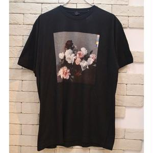 NEW ORDER PCL NO TITLE  TEE BLACK