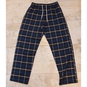 CHECK E-Z PANTS -ST- NVY/BLUE