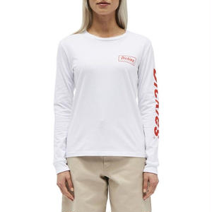 DICKIES GIRL L/S GENUINE TEE