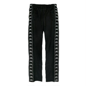 M-P-Q  KAI TRACK SUIT PANTS BLACK
