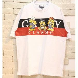 GALFY S/S CLASSIC TEE WHITE