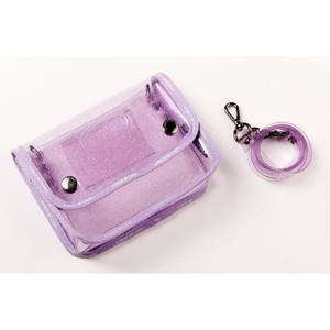 APOC 2WAY CROSS BAG PURPLE