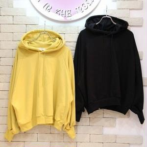 BAROON SLEEVE SWEAT PARKA