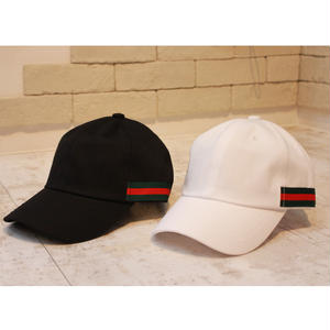 G LINE CAP BLACK/WHITE