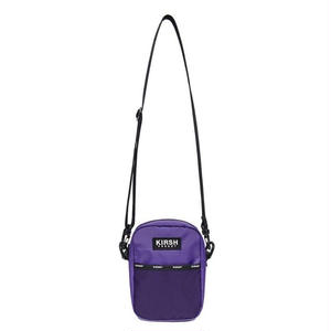 KIRSH POCKET MINI CROSS BAG PURPLE
