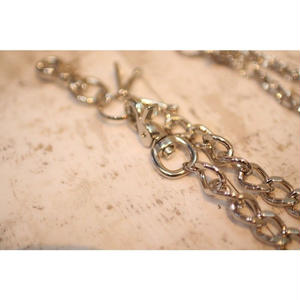 WALLET CHAIN  70 SILVER