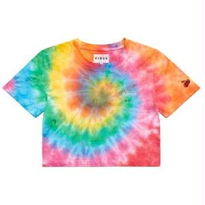 KIRSH RAINBOW CROPPED T-SHIRT RAINBOW