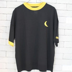 MAINBOOTH NEW MOON SWEATER BLACK