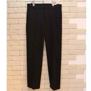 SLACKS PANTS BLACK