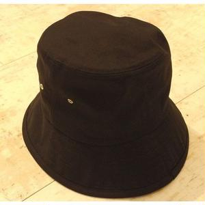 BIG BUCKET HAT BLACK
