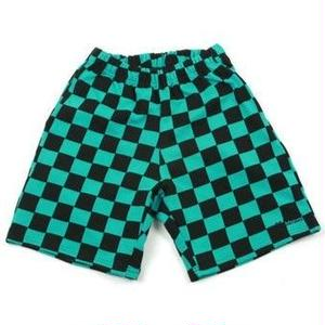 A PIECE OF CAKE GG TRAILER CHECKERBOARD 1/2 PANTS MINT