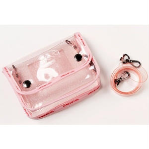 APOC 2WAY CROSS BAG PINK