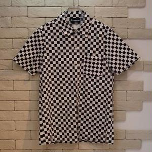 S/S  CHECKERBOARD SHIRTS