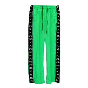 M-P-Q  KAI TRACK SUIT PANTS NEON GREEN