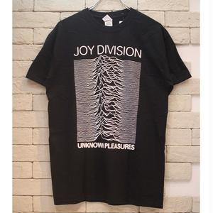 JOY DIVISION UNKNOWN PLEASURES TEE