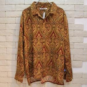 L/S OPENCOLLAR PAISLEY SHIRTS