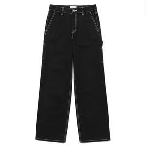 KIRSH CARPENTER PANTS BLACK