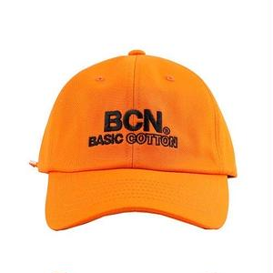 BASIC COTTON BCN CAP ORANGE