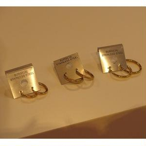 RING PIERCE GOLD