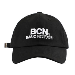 BASIC COTTON BCN CAP BLACK