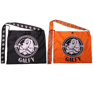 GALFY SACOCHE BLACK/ORANGE