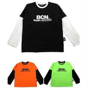 BASIC COTTON BCN LAYERED TEE