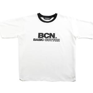 BASIC COTTON BCN TEE WHITE