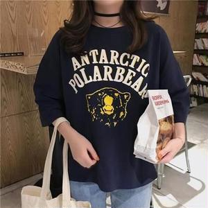 BEARレターTシャツ