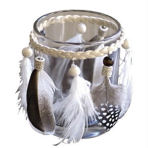 Dream Catcher Glass Holder