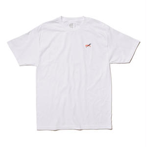 EVISEN【 えびせん】SUSHI TEE WHITE スシ エビ Tシャツ  ホワイト