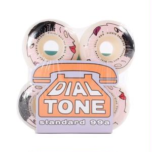 DIAL TONE【 ダイヤルトーン】Dial Tone Wheel Co Jahmal Williams Abstract Round Wheels 53mm ウィール  のコピー