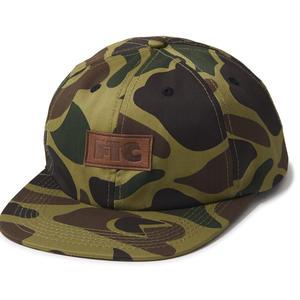 FTC【 エフティーシー】TWILL OG LOGO 6 PANEL CAP キャップ 帽子 カモ 迷彩