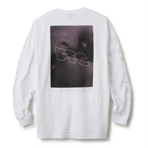FTC【 エフティーシー】LOVE WILL L/S TEE  WHITE ロンT  ホワイト