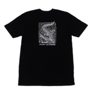WKND【 ウィークエンド】Alligator Girl Tee - Black  Tシャツ ブラック