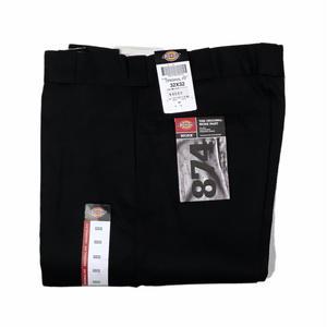Dickies【 ディッキーズ】874 WORK PANTS BLACK ワークパンツブラック