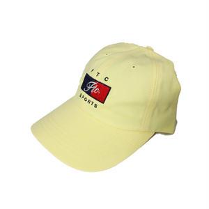 限定 SPOTITEM FTC【 エフティーシー】SPORTS 6 PANEL CAP YELLOW キャップ 帽子 イエロー