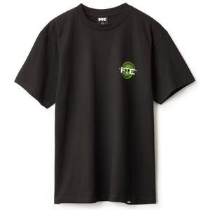 FTC【 エフティーシー】ACROPHOBIA TEE   Tシャツ ブラック