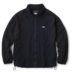 FTC【 エフティーシー】Color Blacked Nylon Track Jacket ナイロン ジャケット ブラック