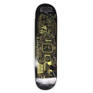 THEORIES【 セオリーズ】Theories Screen Memory Deck Black / Gold デッキ 板  7.875インチ