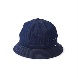 FTC【 エフティーシー】Denim Bell Hat デニム ベルハット イエロー