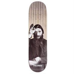 THEORIES【 セオリーズ】Theories Rasputin Gold Deck デッキ 板  8インチ