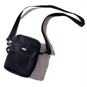 限定 SPOTITEM FTC【 エフティーシー】RIPSTOP MINI SHOULDER BAG  BLACK ショルダーバッグ ブラック