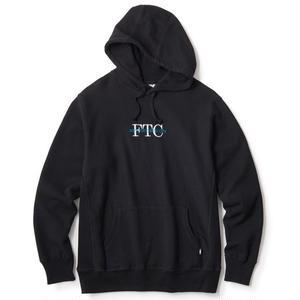 FTC【 エフティーシー】SF CITY PULLOVER HOODY パーカー プルオーバー ブラック