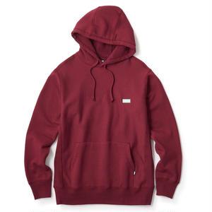 FTC【 エフティーシー】Small Logo Pullover Hoody パーカー プルオーバー バーガンディ