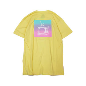 WKND【 ウィークエンド】GRADIENT TEE YELLOW Tシャツ イエロー