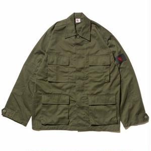 HELLRAZOR【 ヘルレイザー】地獄剃刀 BDU Jacket - Olive ミリタリー ジャケット