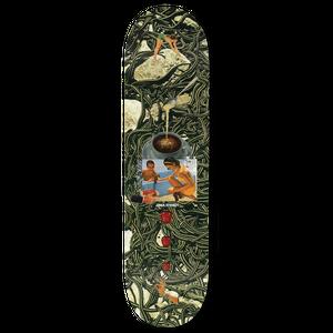 """WKND【 ウィークエンド】Johan Stuckey """"Apples""""   Deck デッキ 板 8.5インチ"""