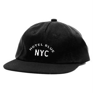 HOTELBLUE【 ホテルブルー】HB ARCH  HAT BLACK CAP キャップ ブラック